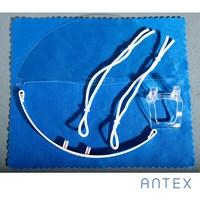 Distributor Masker Plastik Transparan Antex Putih 3