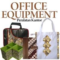 Peralatan Kantor Batik