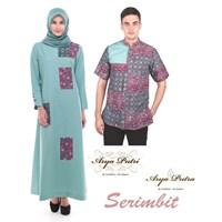 Jual pakaian muslim seragam batik 2