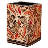 Jual kotak Pensil batik 2