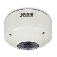 ICA-8350 3 Mega-pixel kamera vandalproof IP Fish-Eye 1