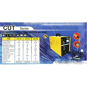 Mesin Cutting Plasma Maxtron Cut Series. Cut 30. Cut 40. Cut60