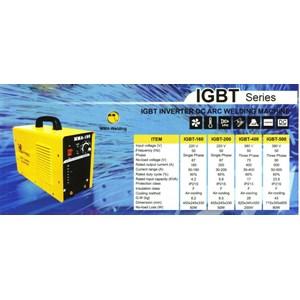 Mesin Las Maxtron Igbt Inverter Dc Arc