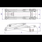 Dump Hoist Hydraulic Cylinder & Mekanism 2