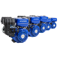 Jual Hyundai Gasoline Engine HDE 420 - HDE 390 - HDE 270 - HDE 200 - HDE 160