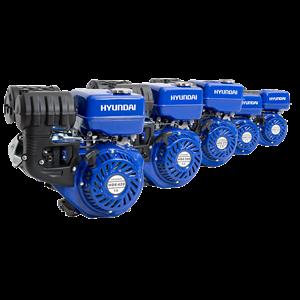 Hyundai Gasoline Engine HDE 420 - HDE 390 - HDE 270 - HDE 200 - HDE 160