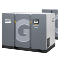 Air Compressor Lubricated Injected GA Series
