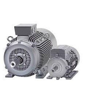 Electric Motor Siemens