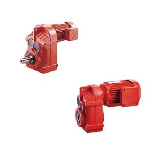 Gear Motor Parallel Shaft Helical Geared Motor F Series SEW Eurodrive