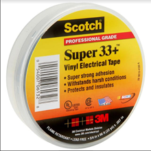 Vinyl Electrical Tape Scotch Super 33+