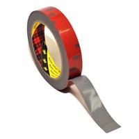 3M AFT Acrylic Foam Tape ukuran 5666 tebal (1.1mm) (20mm x 4.5m) - Double Tape u / Talang Air Mobil Merk 3M Asli Paling Kuat