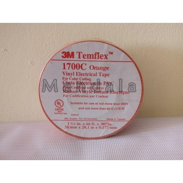 3M Scotch 1700  C Orange 38MM X 20M