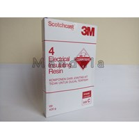 3M Scotchcast 4 Insulating Resin 420g Size C komponen jointing kit