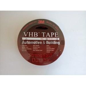 3M VHB Double Tape Automotive 4900 tebal (1.1 mm) size (24mm x 4.5m) - Jual Double Tape Mobil