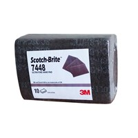 7448 Scotch-Brite™ Ultra Fine Hand Pad 6 in x 9 in (Amplas)