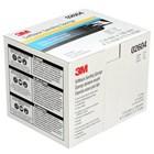 3M™ Softback Sanding Sponge 02604  Fine-320/400 4 1/2 in x 5 1/2 in (11.43 cm x 13.97 cm) 1