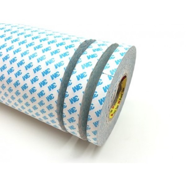 3M double-sided tape acrylic TNT 90080-1200 mm x 50 m - 0.16 mm