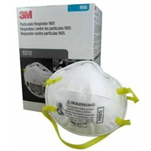 3M N95 Respirator 8210