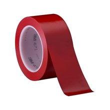 3M Vinyl Tape 471 Red 2 in x 36 yd