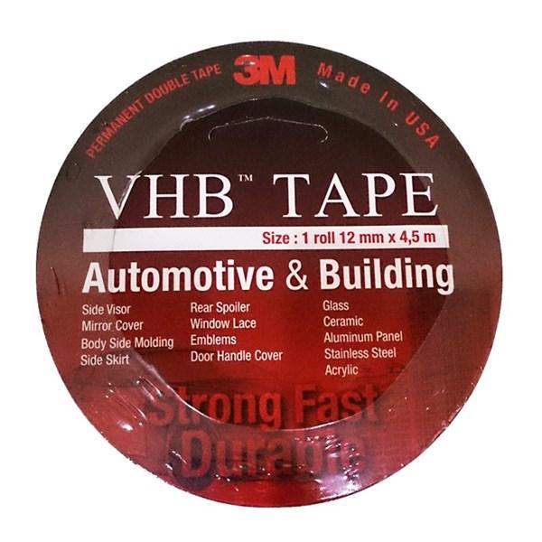 3M VHB Double Tape Automotive 4900 12mmx4.5m