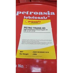 Oli Hidrolik Petro Trans HD 10W