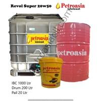 Distributor Oli Petro Revol Super 3