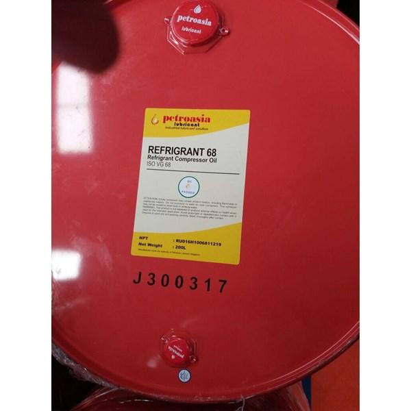 Oli Kompresor Petroasia Refrigerant 68
