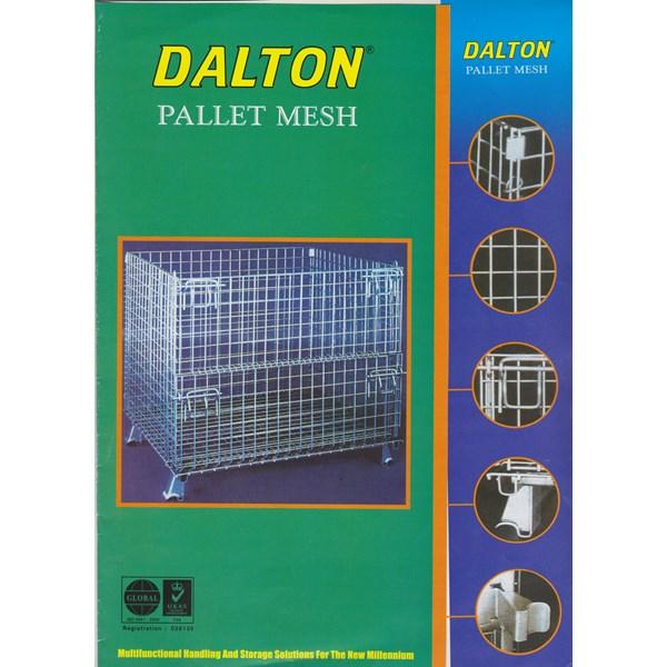 Pallet Mesh stocky 5