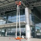 Aerial Work Platform Tangga Elektrik 12 meter herawan termurah Harga Istimewa 2019 2