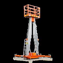 Aerial Work Platform Tangga hidrolik 14 Meter hera