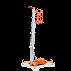 Aerial Work Platform Tangga hidrolik Elektrik herawan Single Mesh paling murah Harga Istimewa 1