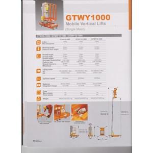 Tangga Aluminium Elektrik tangga hidrolik 12 Meter paling murah harga  Istimewa e34917c6de