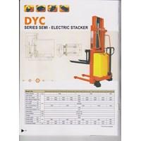 Hand  Stacker semi elektrik 1.5 ton harga istimewa 1