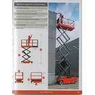 Scissor lift 12 meter noblift   2