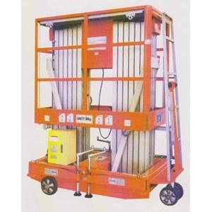 Tangga aluminium hidrolik 12 meter harga Istimewa