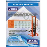 Hand Stacker Manual harga istimewa 2017