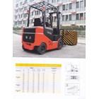 Forklift Elektrik 2 ton  herawan denko harga termurah special bergaransi 2