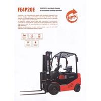 Forklift Elektrik 2 ton herawan Denko termurah harga istimewa 2019