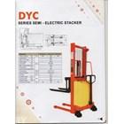 Hand Lift Stacker Semi Elektrik Herawan Denko Termurah Jakarta 1