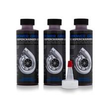 Oli Dan Pelumas Super Charger Fluid Vortech V3 Blower Oil Three-Pack 4-Oz Bottles