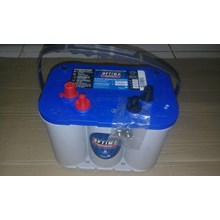 Aki Mobil Optima Biru Batteries Blue Top Optima D34m Original Usa