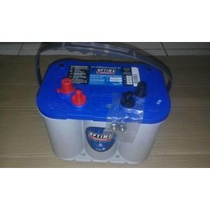 Optima Blue Top >> Jual Aki Mobil Optima Biru Batteries Blue Top Optima D34m Original Usa Harga Murah Jakarta Oleh Pd Pionir Jeep