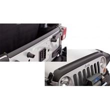 Aksesoris Mobil Trail Armor Hood And Tail Gate Protector Bushwacker