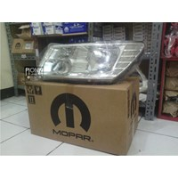 Jual Lampu Mobil Jeep Dodge Journey Head Lamp Original Mopar Usa