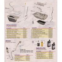 Car Engine parts Jeep JK Sekema Number List Spare Parts and Mopar Brands 5 Crown