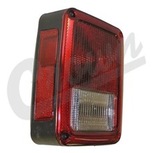 Car lights Rear JEEP JK WRANGLER Standard or Tail Lamp CROWN Jeep USA