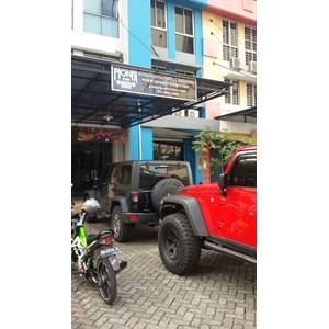 Jeep JK Wrangler Jakarta By Pionir Jeep