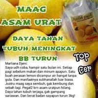 Jual Minuman Sari Lemon 2