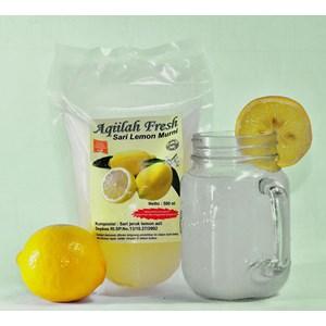 Minuman Sari Lemon