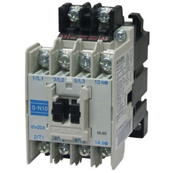 Magnetic Contactor Mitsubishi S-N10